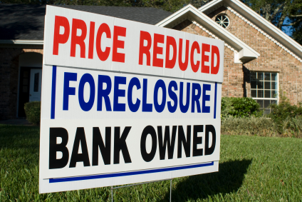 Foreclosure house Foreclosures Are Lower But For How Long?