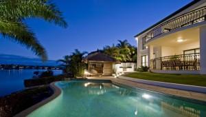 Florida waterfront homes