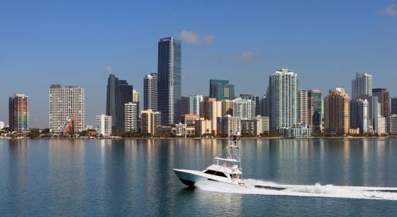 Florida waterfront condos