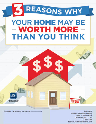 Report on 3 Reasons Your Home Might Be Worth More Than You Think