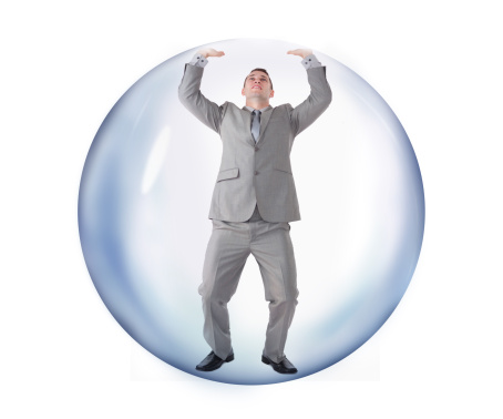 In a real estate bubble?